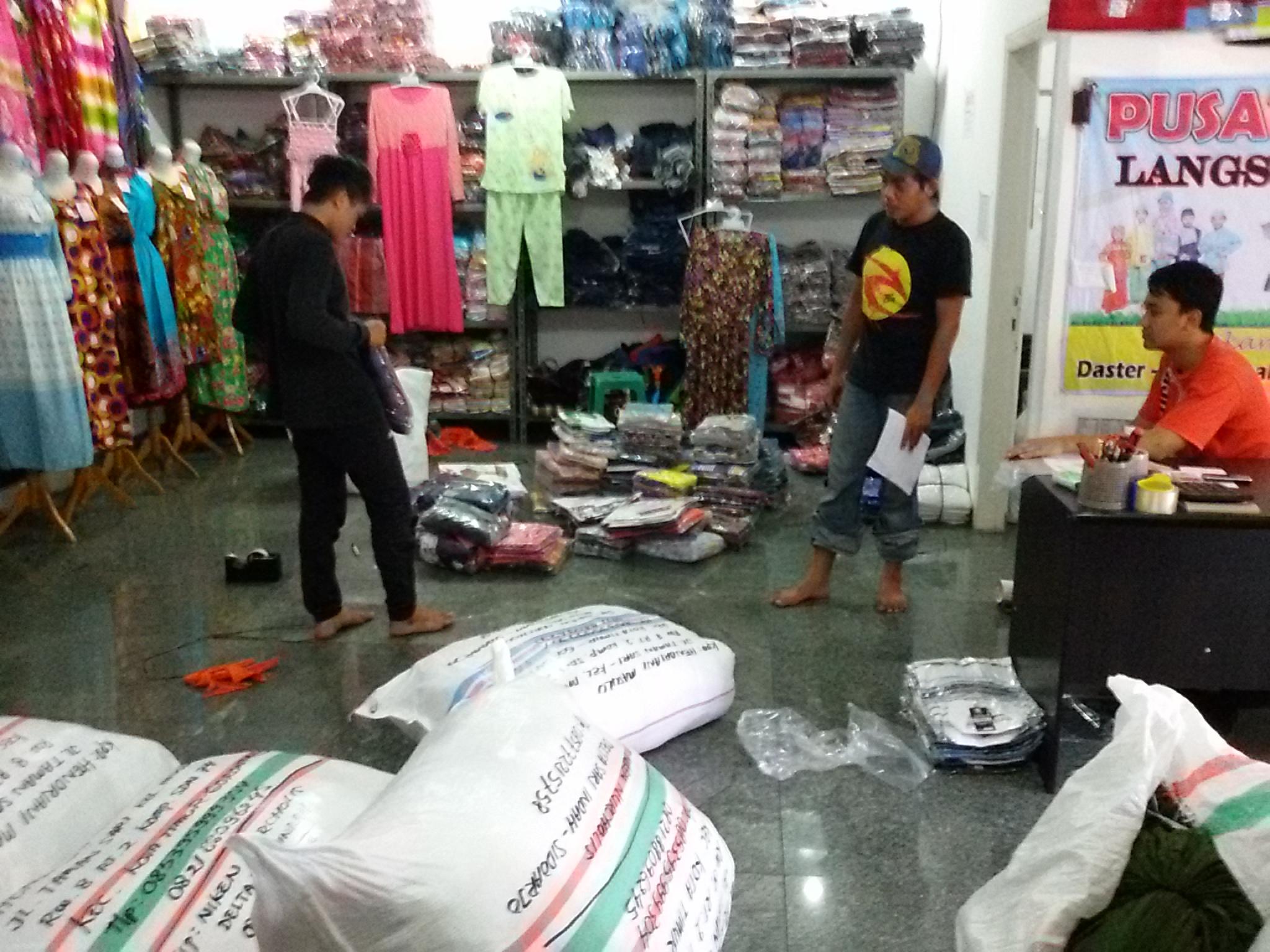 Grosir Daster Katun Bandung Grosir Daster Anak di Bandung, Solusi Lesunya Ekonomi