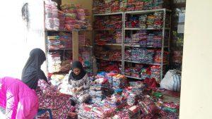 Grosir Daster Batik Katun Murah Bandung Distributor Daster Lowo Dewasa Termurah Rp.28.500