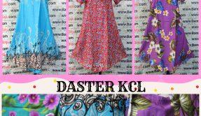 Grosir Daster Katun Bandung Grosir Daster KCL Model Payung Murah 28Ribu
