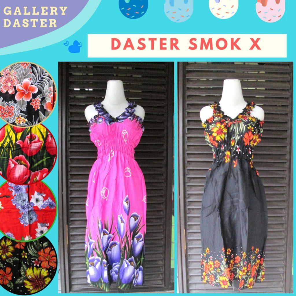 Grosir Daster Katun Bandung Reseller Daster Smok Dewasa Murah Terbaru di Bandung Rp.25.500