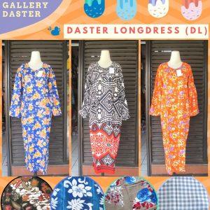 Grosir Daster Batik Katun Murah Bandung Supplier Daster Longdress Dewasa Busui Terbaru Murah di Bandung