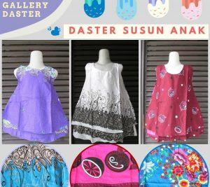 Grosir Daster Batik Katun Murah Bandung Supplier Daster Susun Anak Perempuan Murah di Bandung