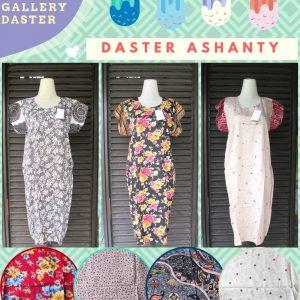 Grosir Daster Katun Bandung Reseller Daster Ashanty Wanita Dewasa Murah di Bandung