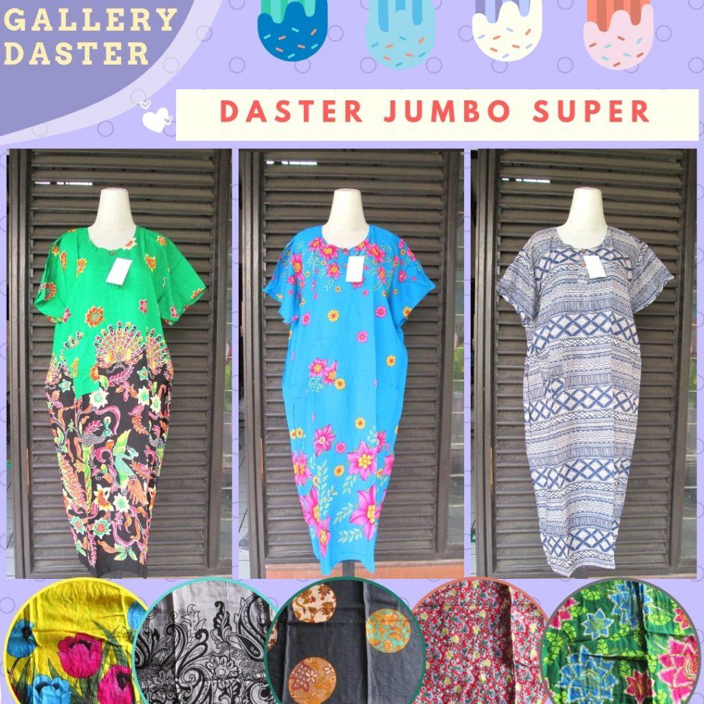 Grosir Daster Katun Bandung Distributor Daster Jumbo Super Murah di Kota Bandung Hanya 29Ribuan