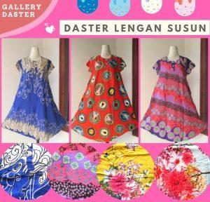 Grosir Daster Batik Katun Murah Bandung Supplier Daster Susun Dewasa Termurah di Bandung