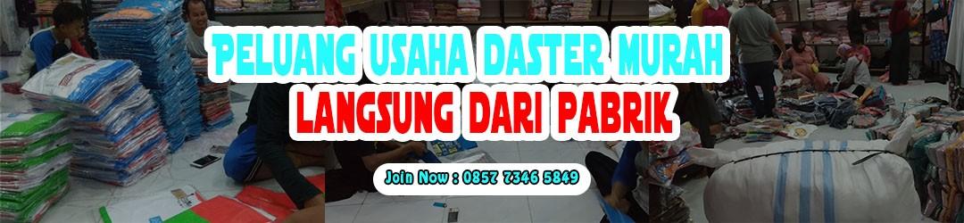 Grosir Daster Batik Katun Murah Bandung