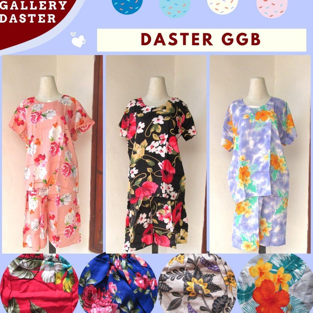 Grosir Daster Katun Bandung Distributor Daster Setelan GGB Dewasa Terbaru Murah di Bandung Hanya 32RIBUAN