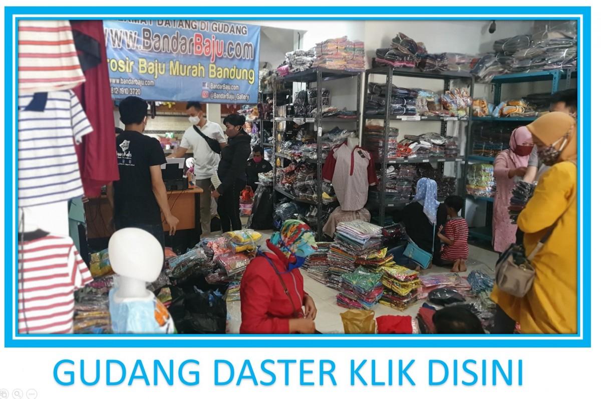 Bisnis Daster Murah di Bandung 2021 2022